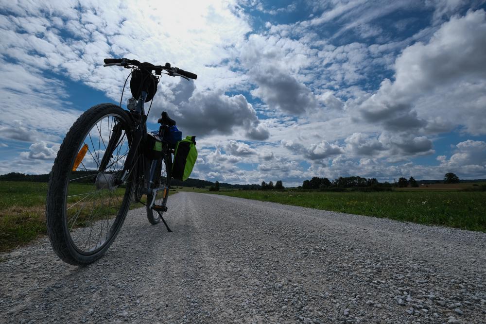 Viaggio in bicicletta strada romantica baviera da fussen a wurzburg romantische strasse (17)