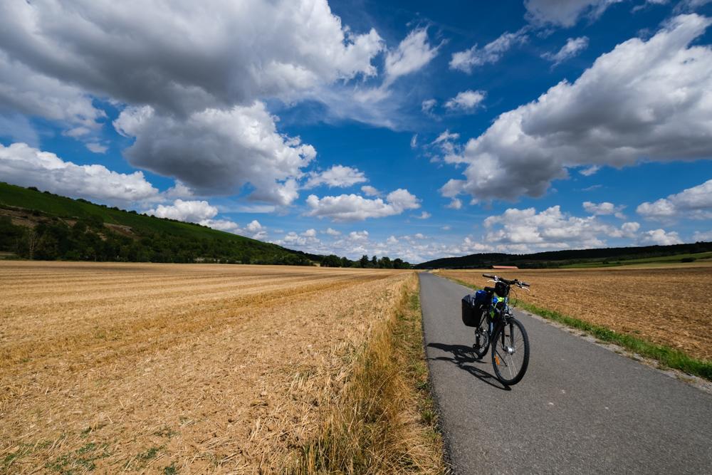 Viaggio in bicicletta strada romantica baviera da fussen a wurzburg romantische strasse