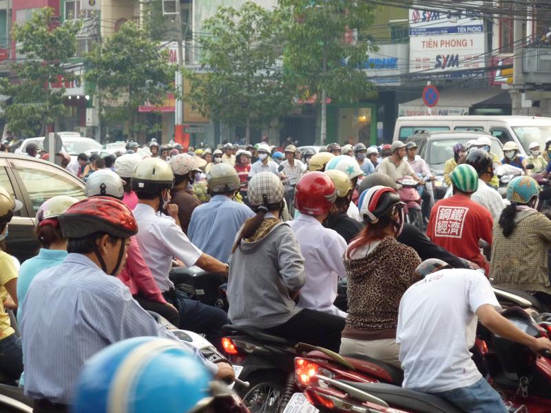 Saigon motoini