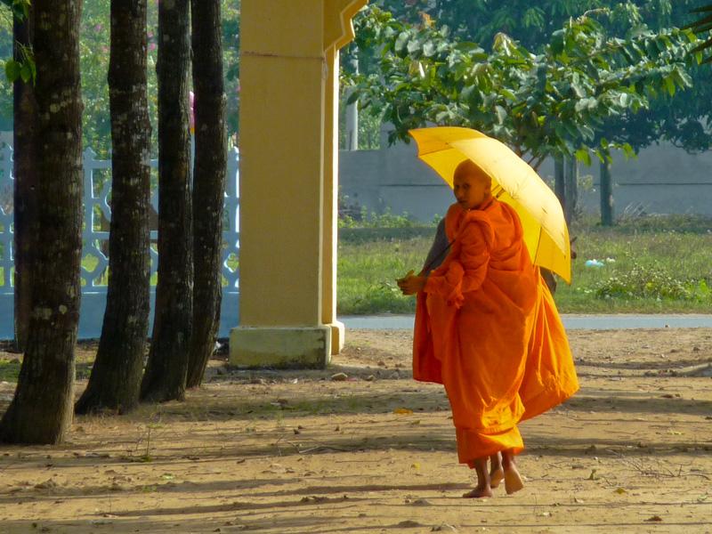 Vietnam monaci