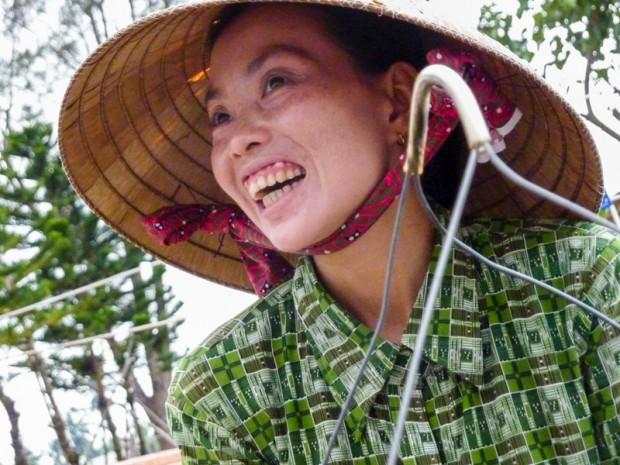 Vietnam sorriso