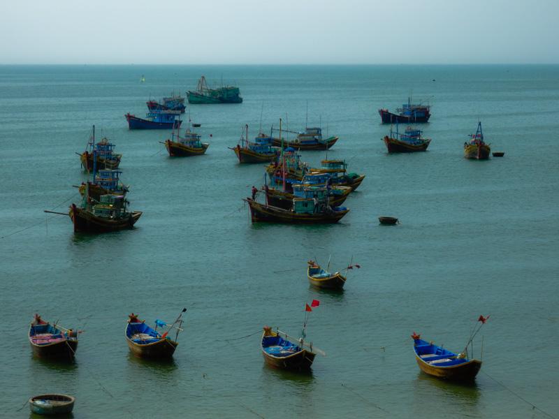 Vietnam oceano