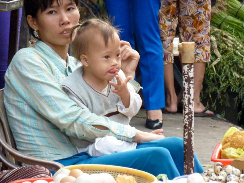 Vietnam donna