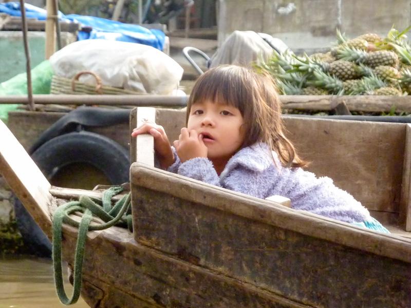 Vietnam mercato