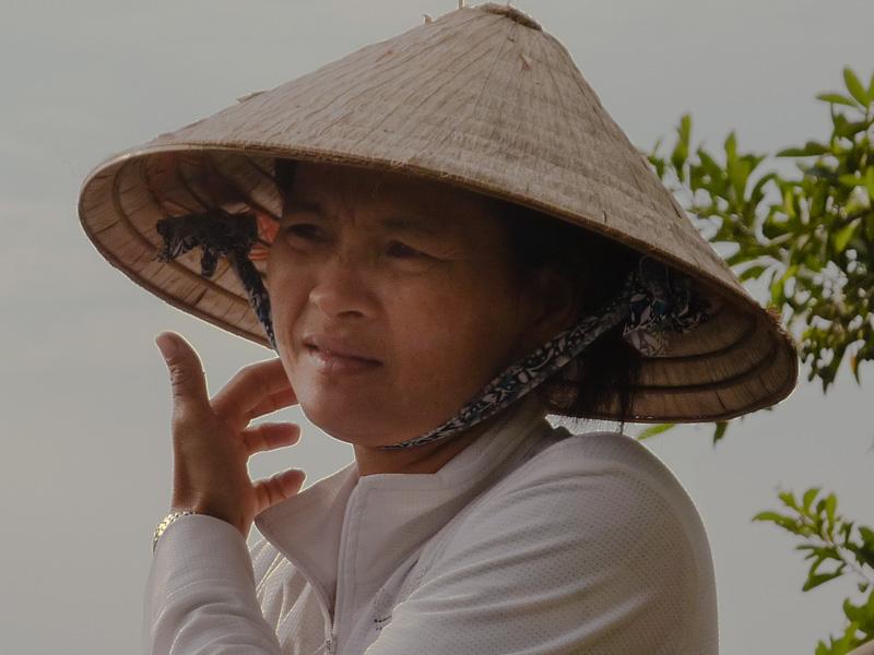 Mercato galleggiante, Vietnam