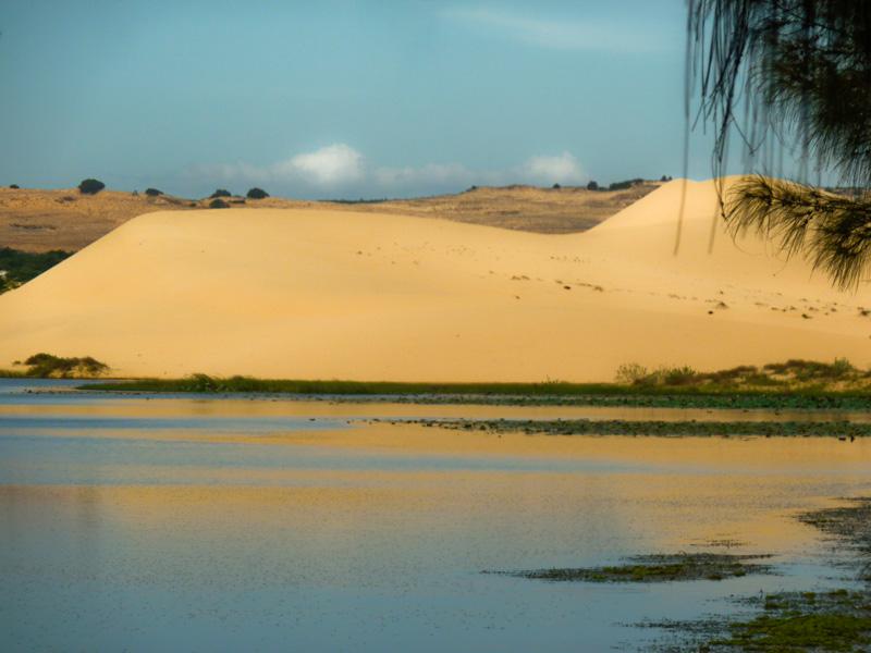 Vietnam dune Mui Ne