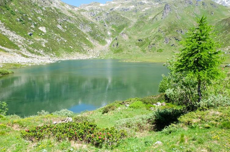 alpe devero lago Pianboglio