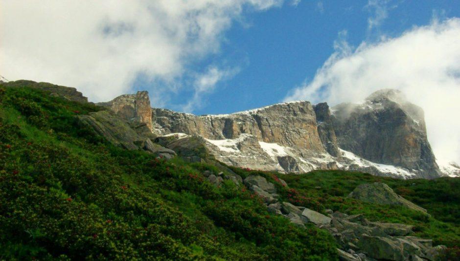 alpe veglia trekking lago bianco