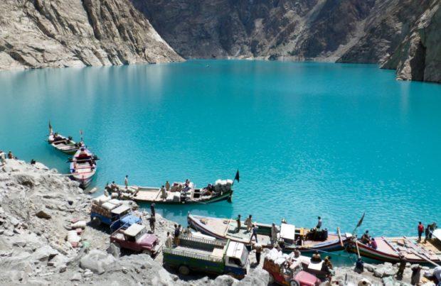 attabad hunza pakistan