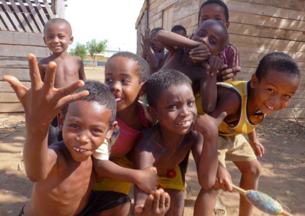 bambini sorrisi africa