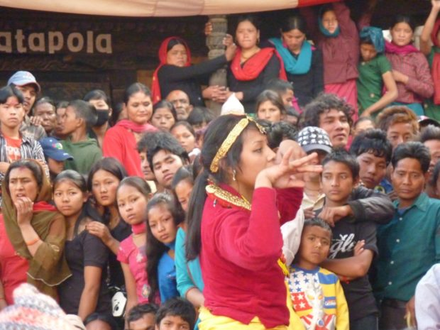 bhaktapur capodanno nepalese