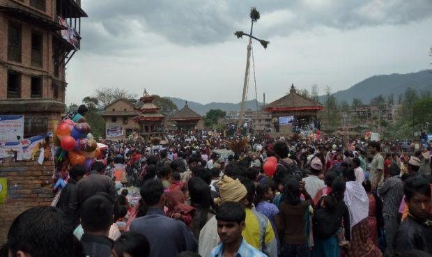 bhaktapur capodanno nepalese palo