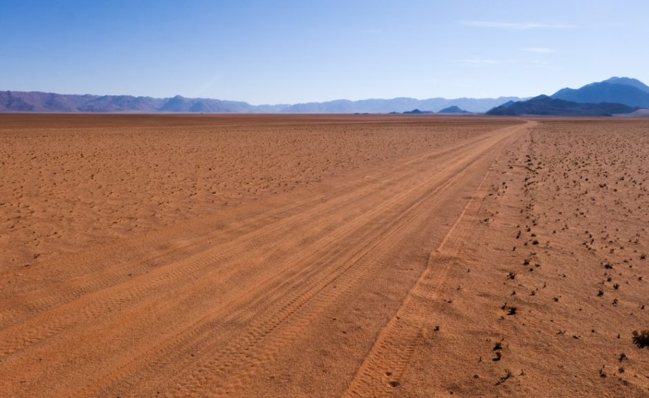 biospere reserve namibia panorama