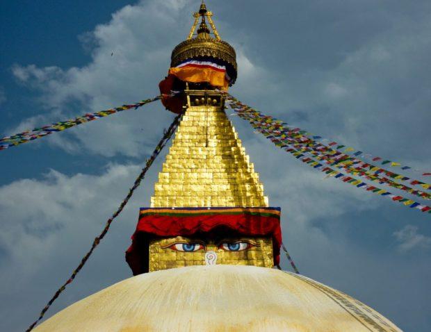 boudhanath nepal kathmandu