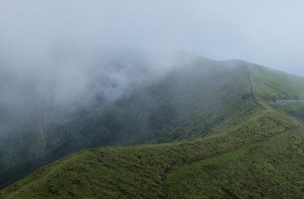 caldeira faial trekking