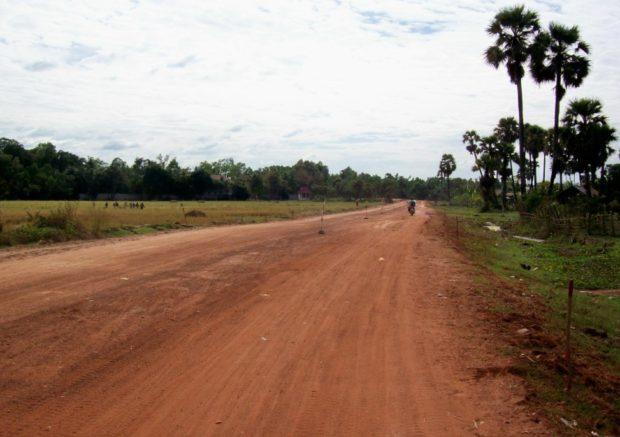 cambogia strada