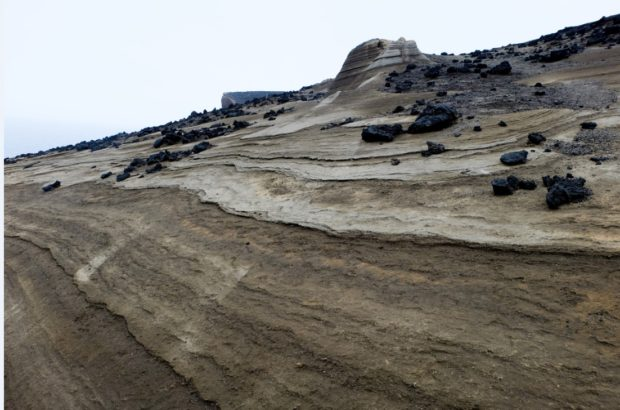 capelinhos vulcano azzorre terreno lunare faial