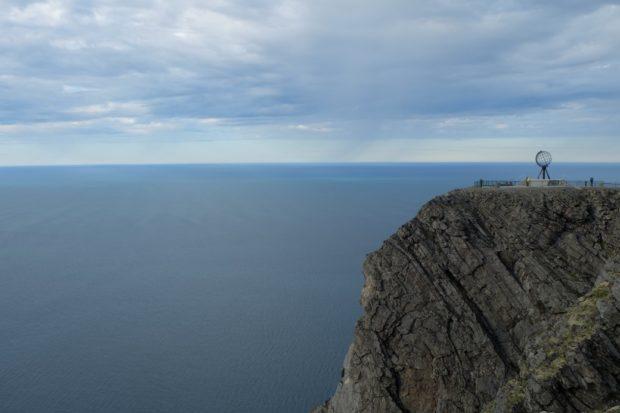capo nord norvegia