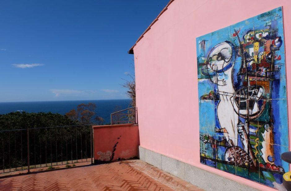 capoliveri trekking GTE isola elba arte casa