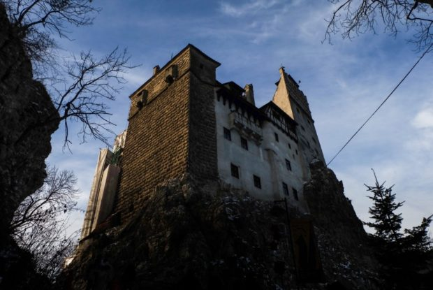 castello bran dracula