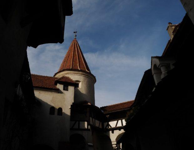 castello dracula interno