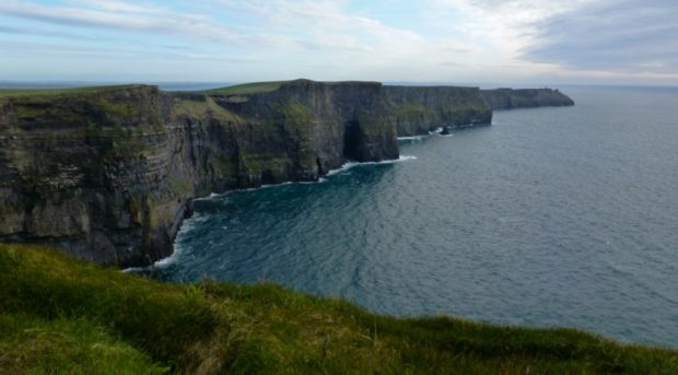Irlanda: le cliffs of Moher