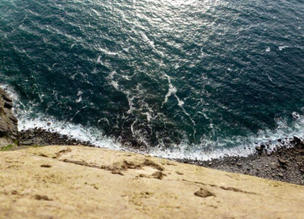 cliffs of moher irlanda scogliera