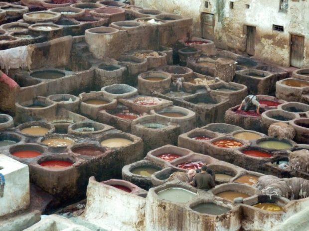 concerie medina Fez