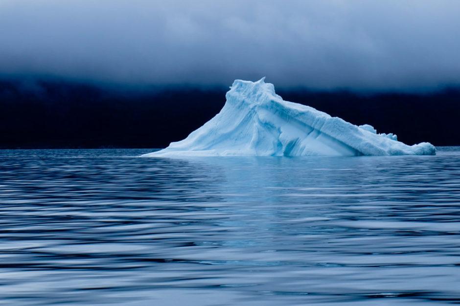 diario di viaggio groenlandia iceberg