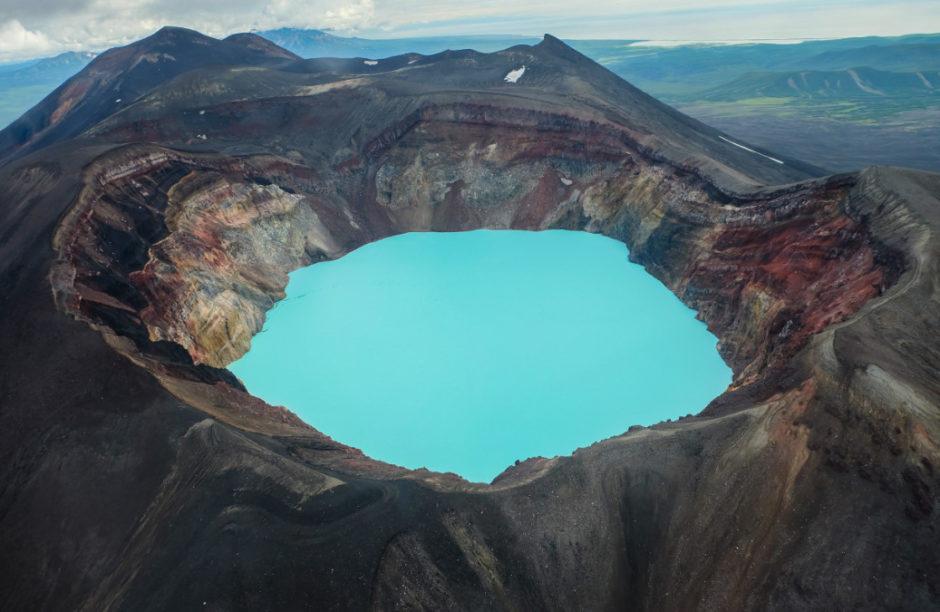 diario di viaggio in Kamchatka siberia vulcano
