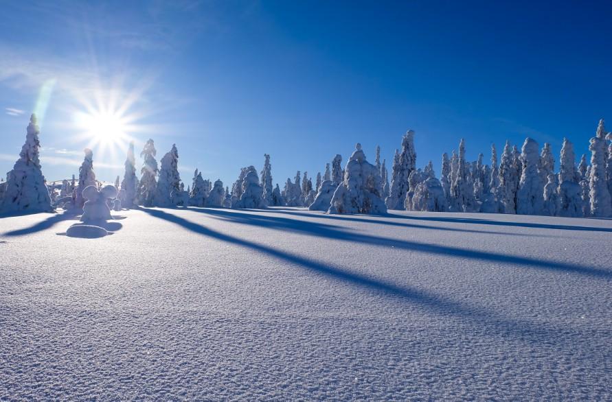 diario di viaggio lapponia inverno