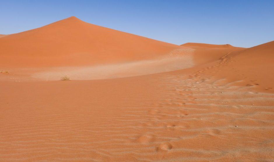 dune deserto hidden vlei namibia