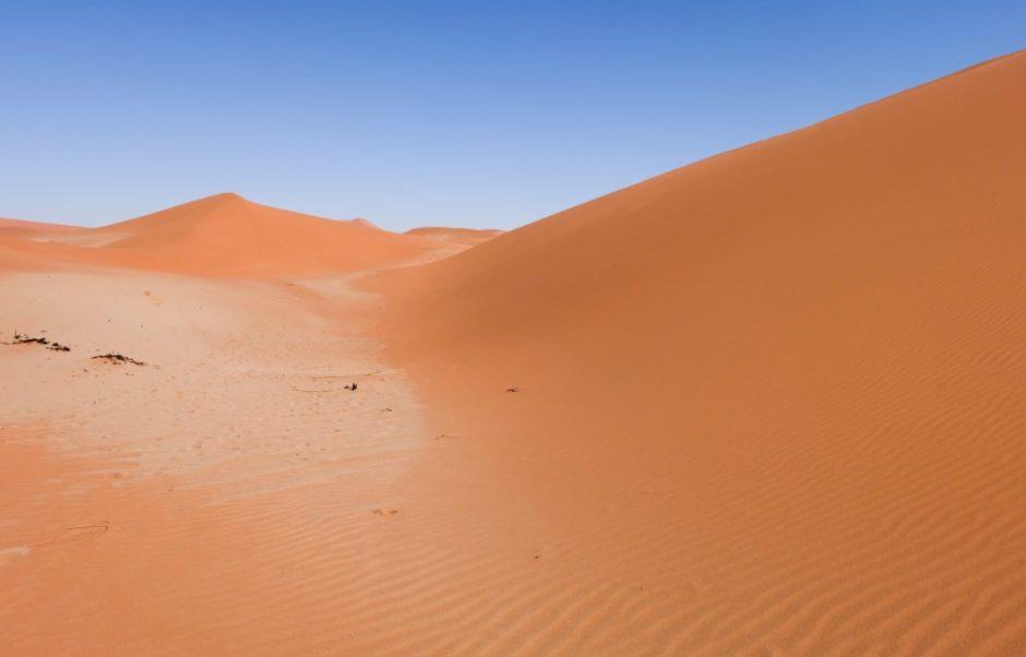 dune hidden vlei namibia deserto