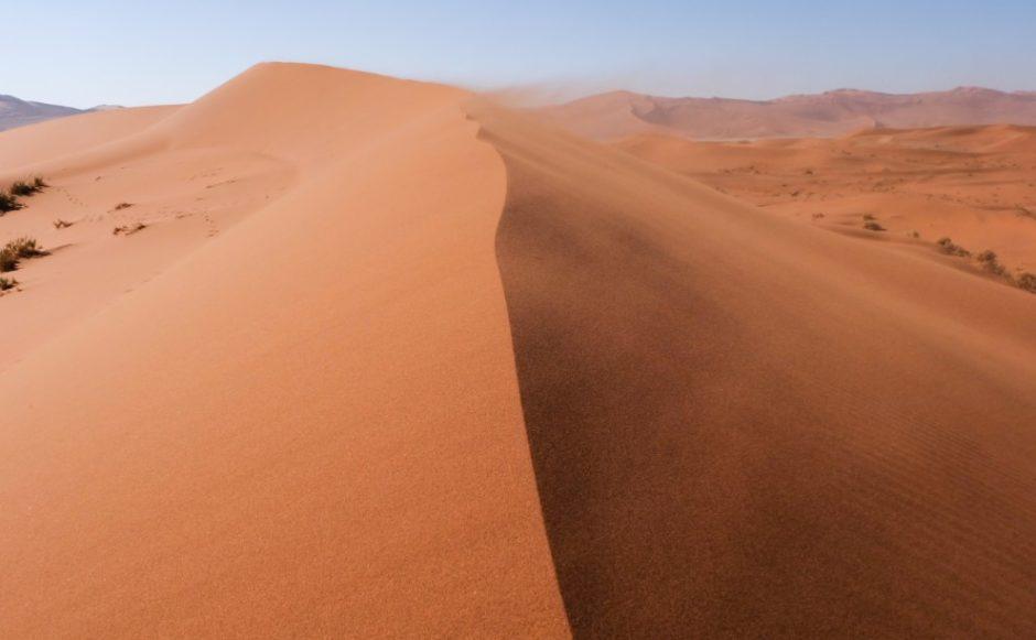 dune hidden vlei vento namibia