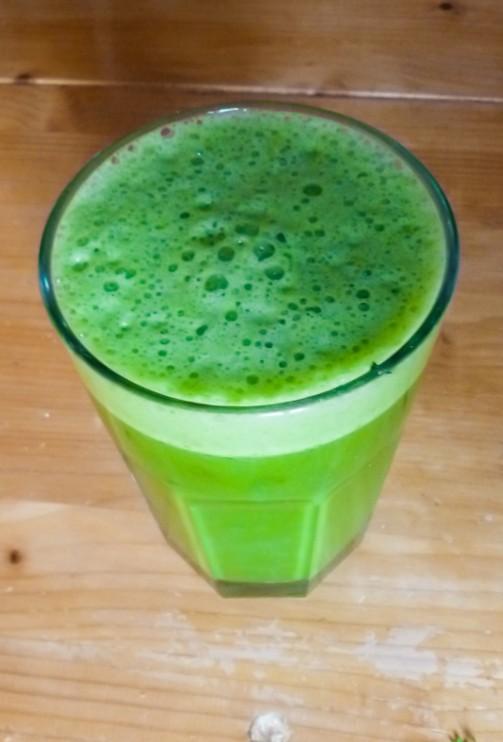 estratto di verdure verdissimo