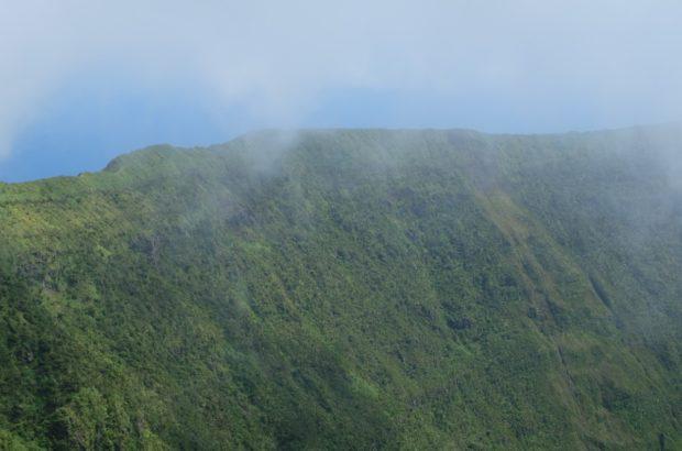 faial caldeira cratere