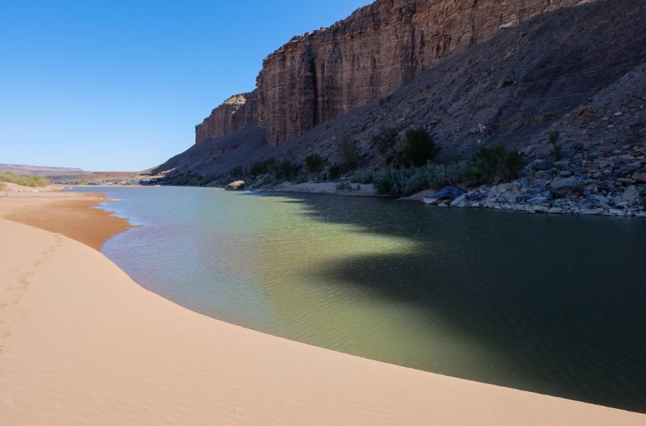fish river canyon namibia viaggio