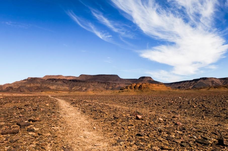 fish river canyon trekking namibia