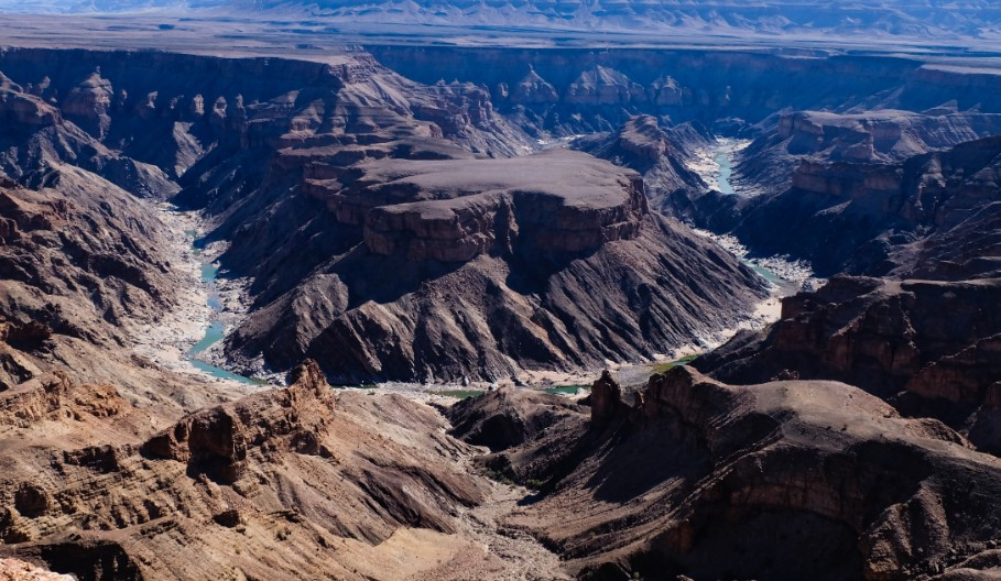fish river canyon viaggio namibia