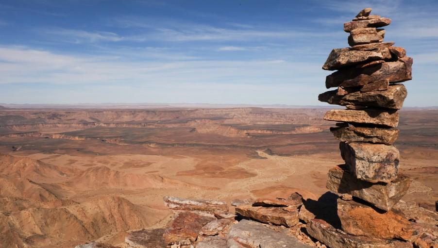 fish river canyon view point namibia