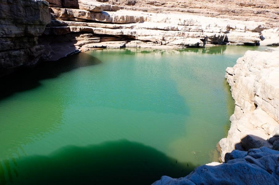 fish river namibia fiume
