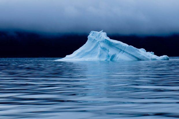 Groenlandia – Iceberg nella nebbia