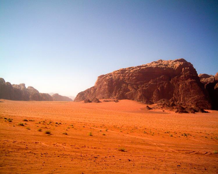 giordania wadi rum
