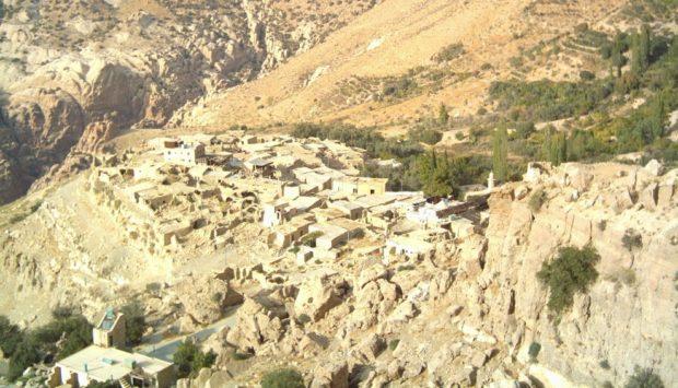 Giordania: notte sul tetto a Dana