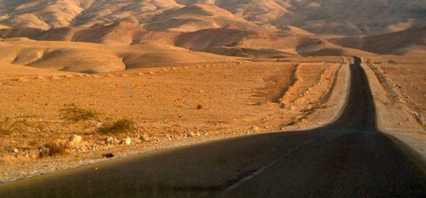 giordania strada