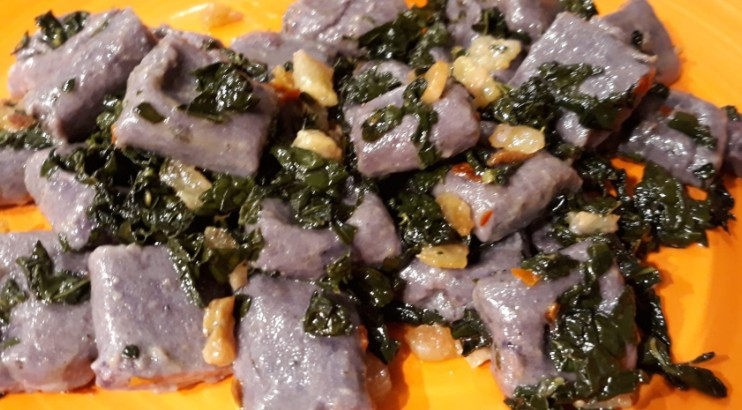 gnocchi di patate pasta viola ricetta perfetta