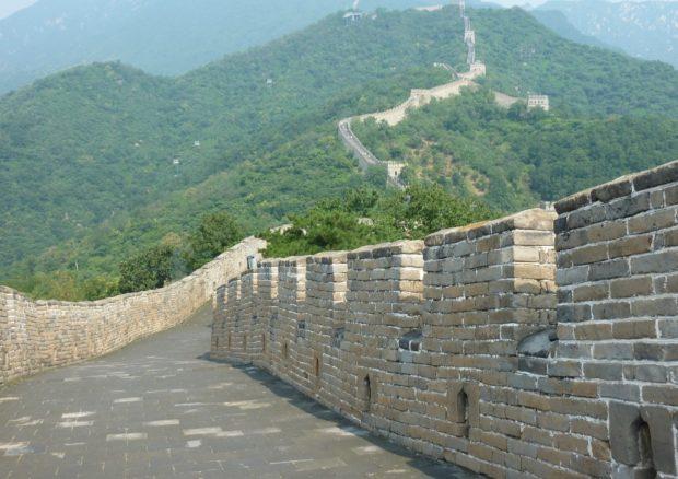 Quanto è grande la Grande Muraglia cinese?