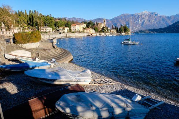 Lago di Como: a piedi lungo la Greenway