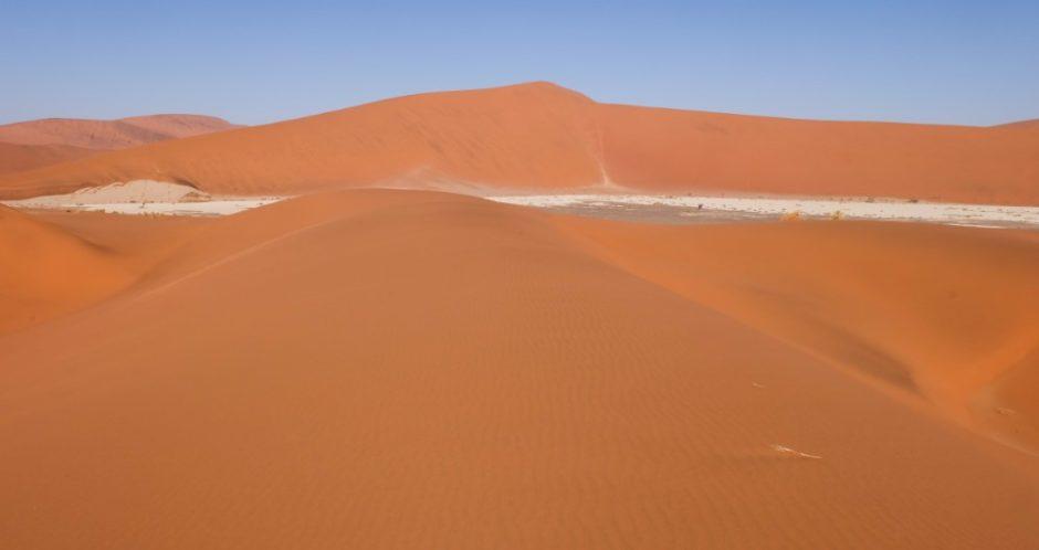 hidden vlei namibia deserto