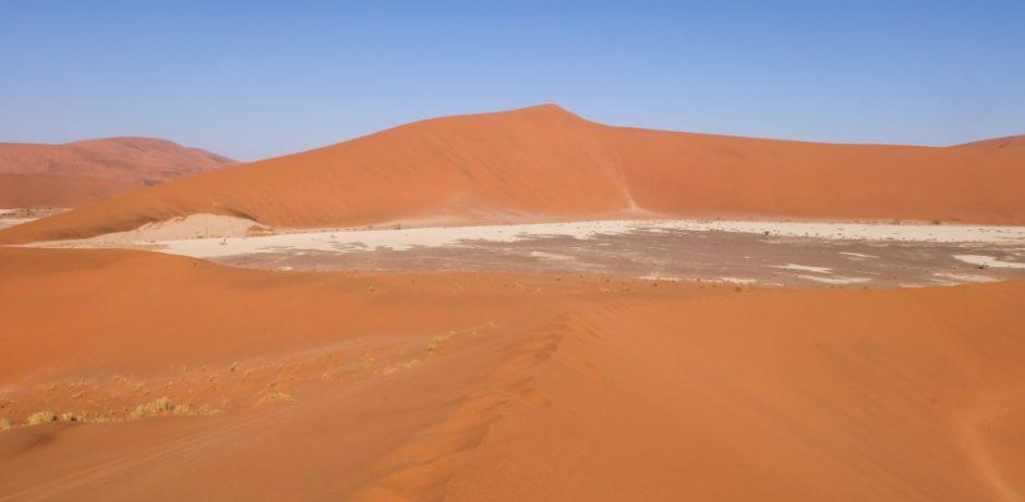 hidden vlei namibia viaggio deserto